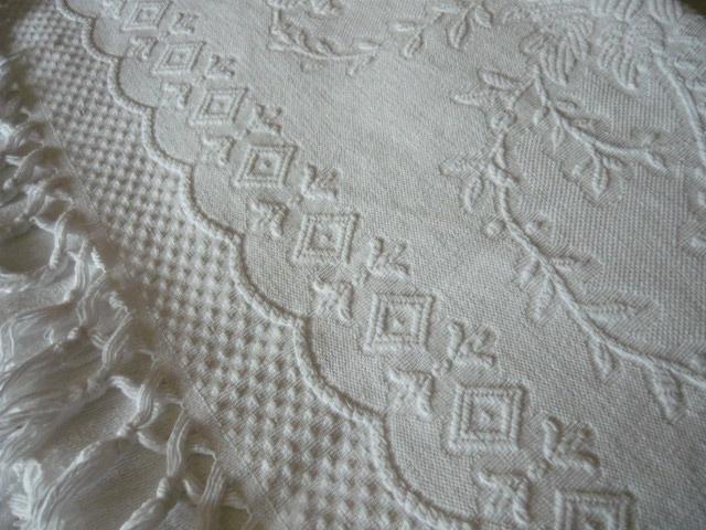 linge ancien antiquit s mercerie ancienne au souffle d 39 antan linge de maison linge de lit. Black Bedroom Furniture Sets. Home Design Ideas