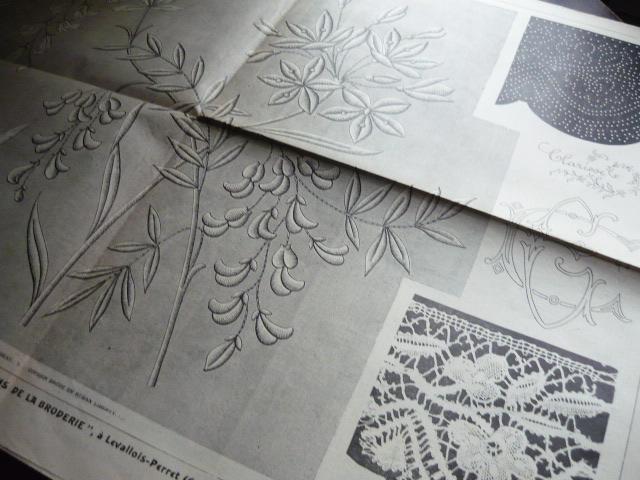 linge ancien antiquit s mercerie ancienne au souffle d 39 antan mercerie ancienne papiers et. Black Bedroom Furniture Sets. Home Design Ideas